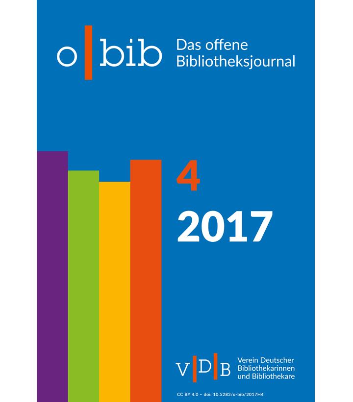 titelbild o-bib 2017-4